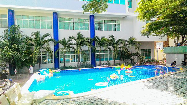 Hồ Bơi Trường Việt Mỹ