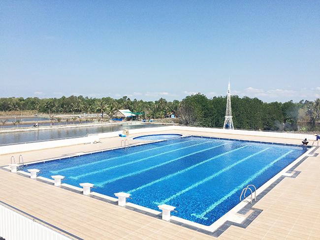 Hồ Bơi Khu Du Lịch Sinh Thái Quốc Tế