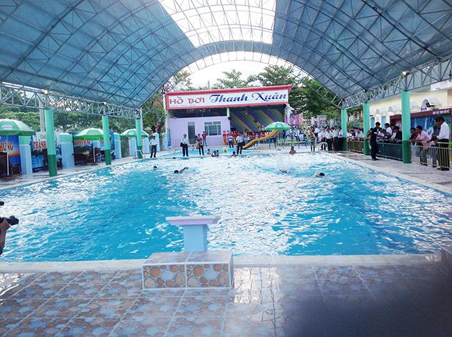 Hồ Bơi Thanh Xuân