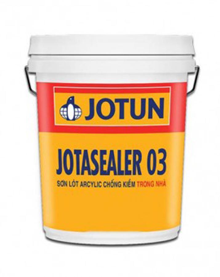 Jotun Jotasealer03 – Lót chống kiềm trong nhà (17L)