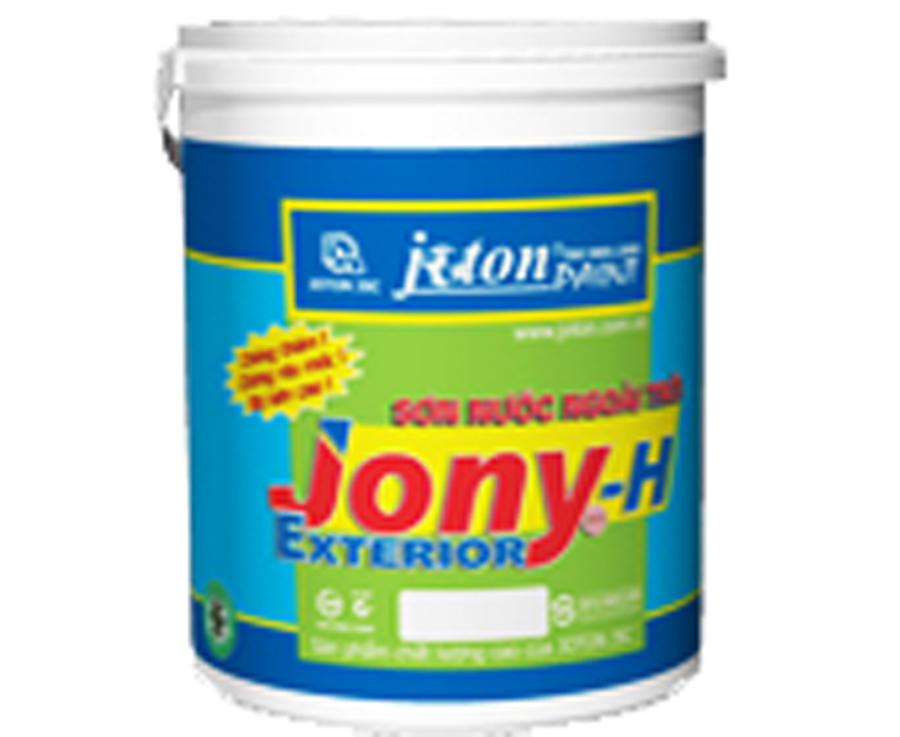 JOTON®JONY-H EXT Sơn ngoại thất cao cấp
