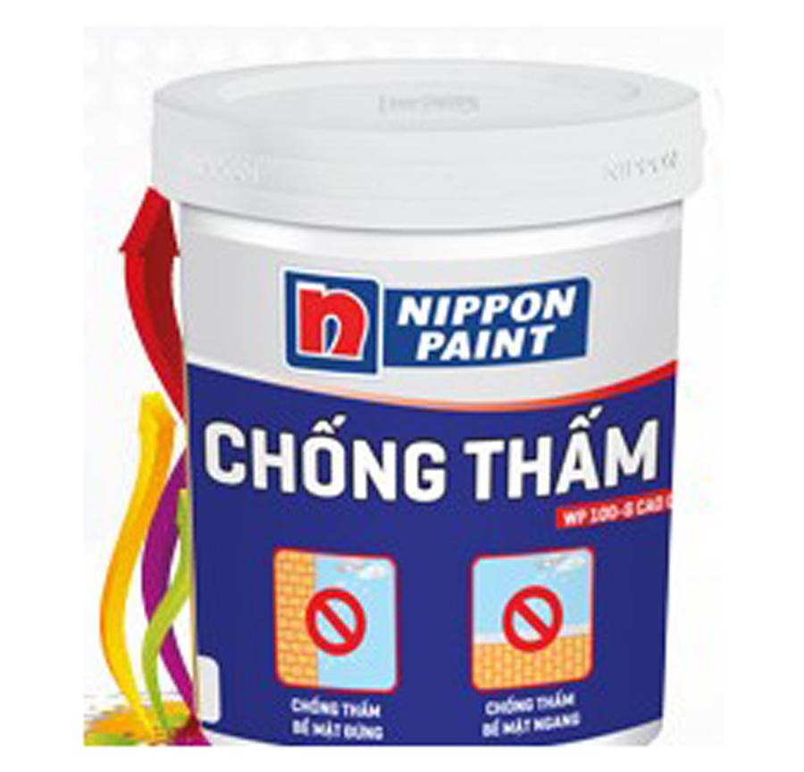 Sơn Chông Thấm Nippon WP100 - S thùng 18kg