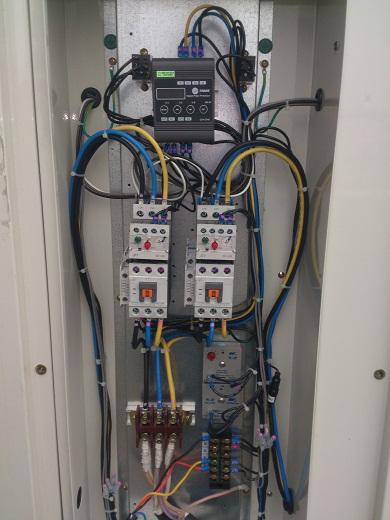 Tủ điện điều khiển,