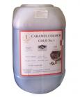Màu caramel sử dụng trong thực phẩm