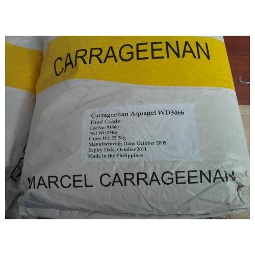Phụ gia thực phẩm giòn dai carrageenan 1127