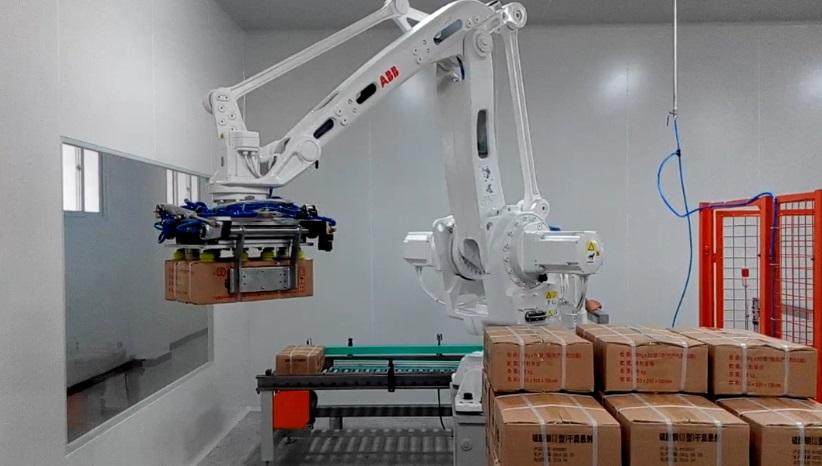 Robot ngành hóa học