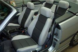 Đệm ghế da ô tô