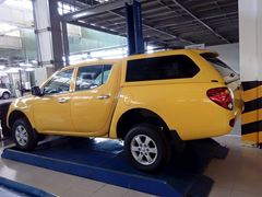 Nắp Canopy Mitsubishi Triton GSE