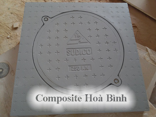 Nắp hố ga composite