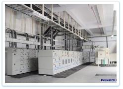 Hệ thống trạm điện trung thế