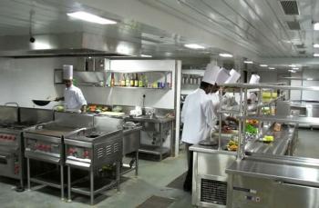 Xử lý nước thải sinh hoạt bếp ăn nhà máy