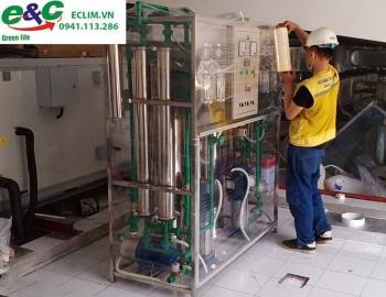 Xử lý nước thải ngành sản xuất thực phẩm