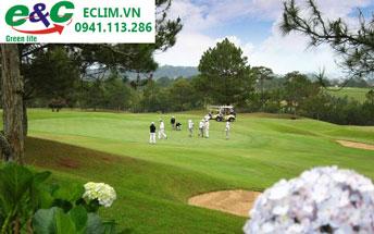 Xử lý nước thải sân Golf