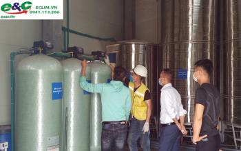 Xử lý nước thải sinh hoạt đô thị