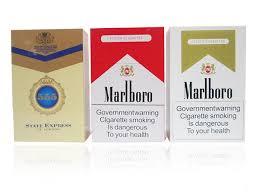 In bao thuốc lá