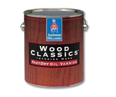 Wood Classics® FastDry Varnish Sơn