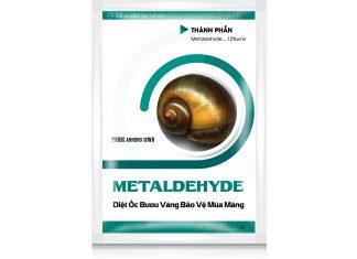Thuốc diệt ốc Metaldehyde