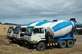 Cho thuê xe trộn bê tông