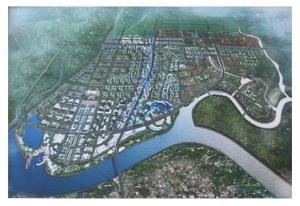 Dự án Khu đô thị, cn và dịch vụ VSIP