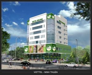 Toà nhà VIETTEL Ninh Thuận
