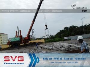 Giám sát công trình Chi cục thuế quận Dương Kinh
