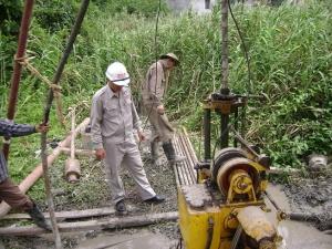 Khoan khảo sát địa chất Dự án PETEC