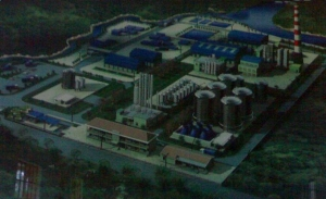 Dự án nhà máy sản xuất cồn Tùng Lâm
