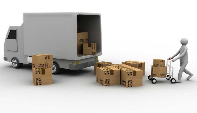 Vận chuyển hàng hoá nội thành