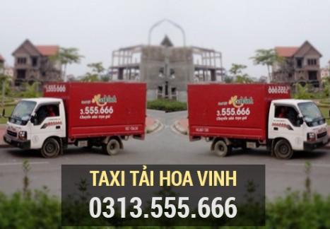 Taxi Tải Hải Phòng giá rẻ