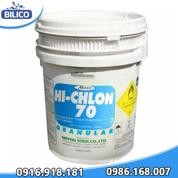 Chlorine Nippon 70 - Nhật Bản