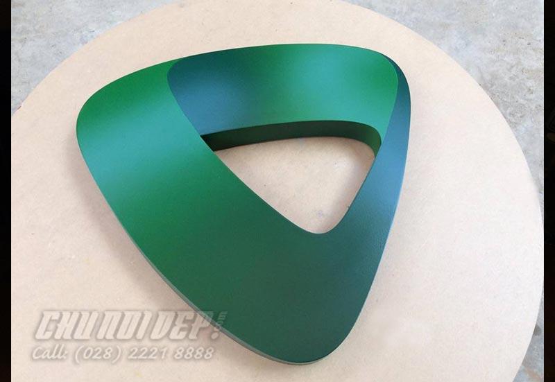 Logo sơn hấp nhiệt