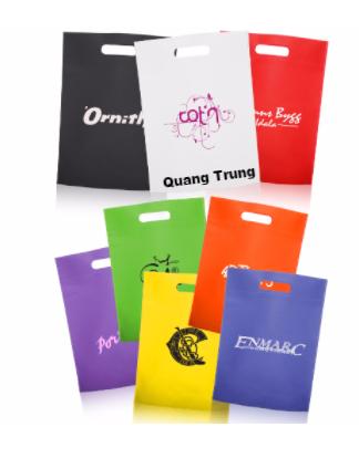 Túi vải ép nhiệt QTEN04