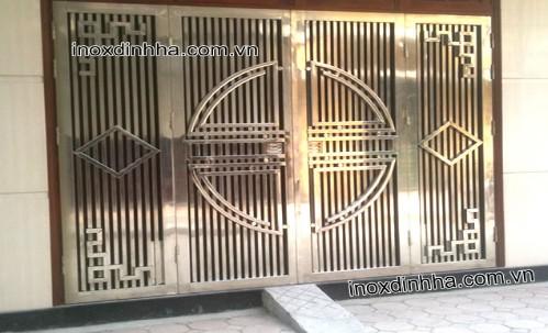 Cửa, cổng inox