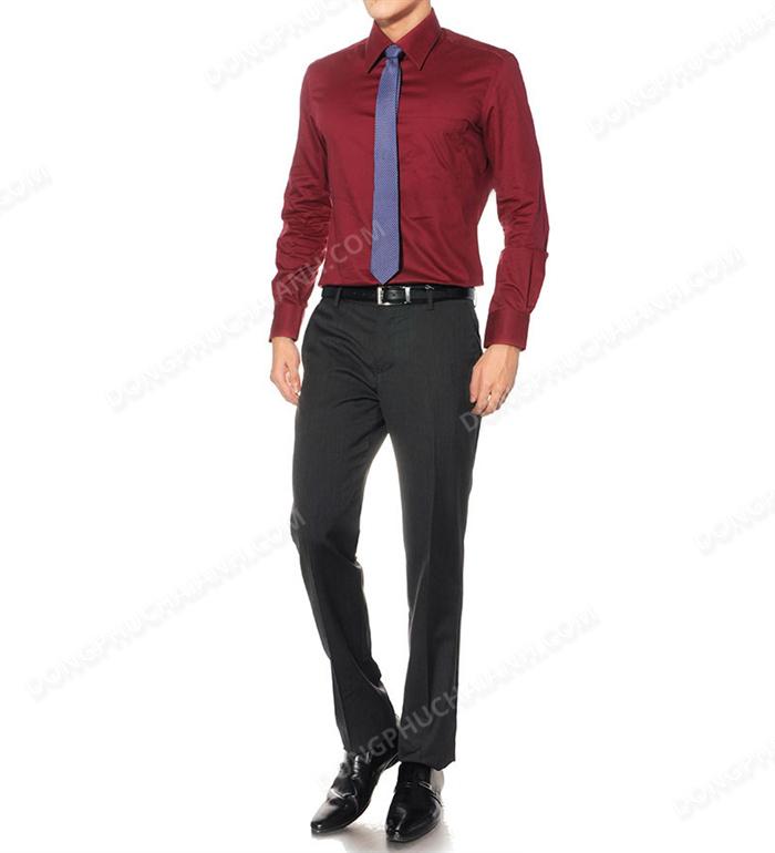 Đồng phục áo sơ mi nam