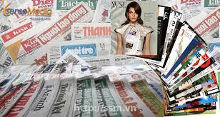 Quảng cáo báo và tạp chí