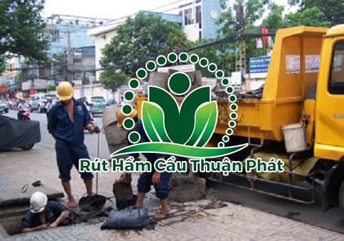 Dịch VỤ Rút Hầm Cầu Thuận Phát