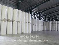 Băng dính giấy trắng Jumbo