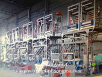 Dây chuyền sản xuất túi Nylon PE