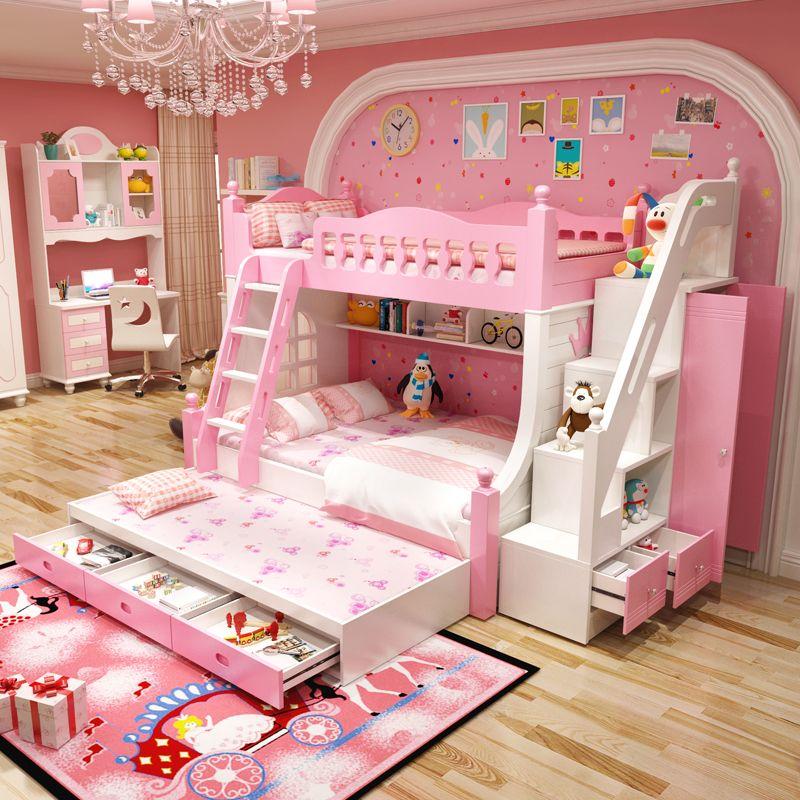 Giường tầng công chúa