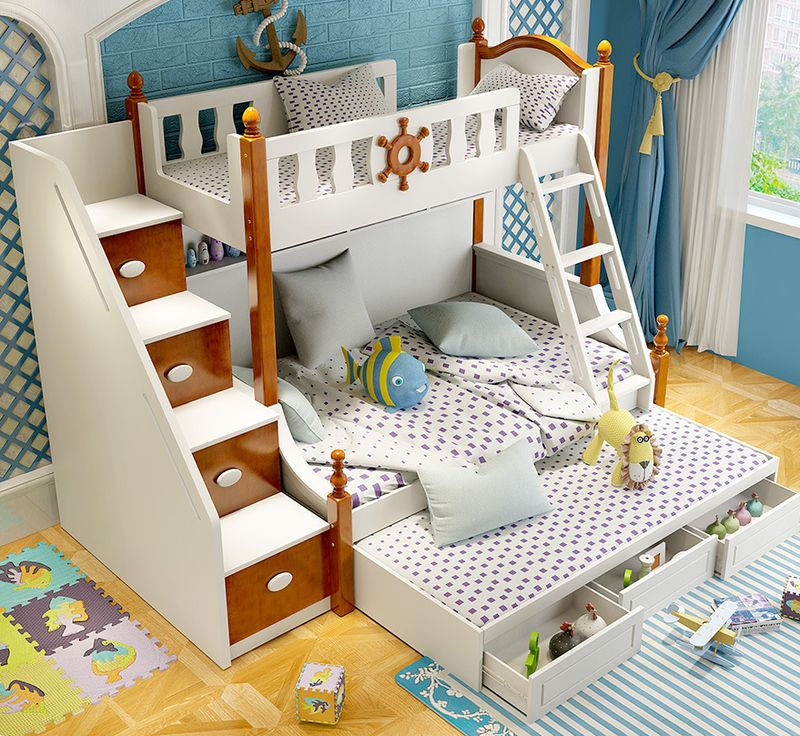 Giường tầng kiểu tàu thủy thủ