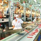 Dây chuyền sản xuất xúc xích