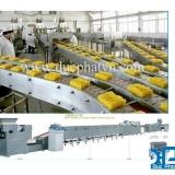Dây chuyền sản xuất mì ăn liền