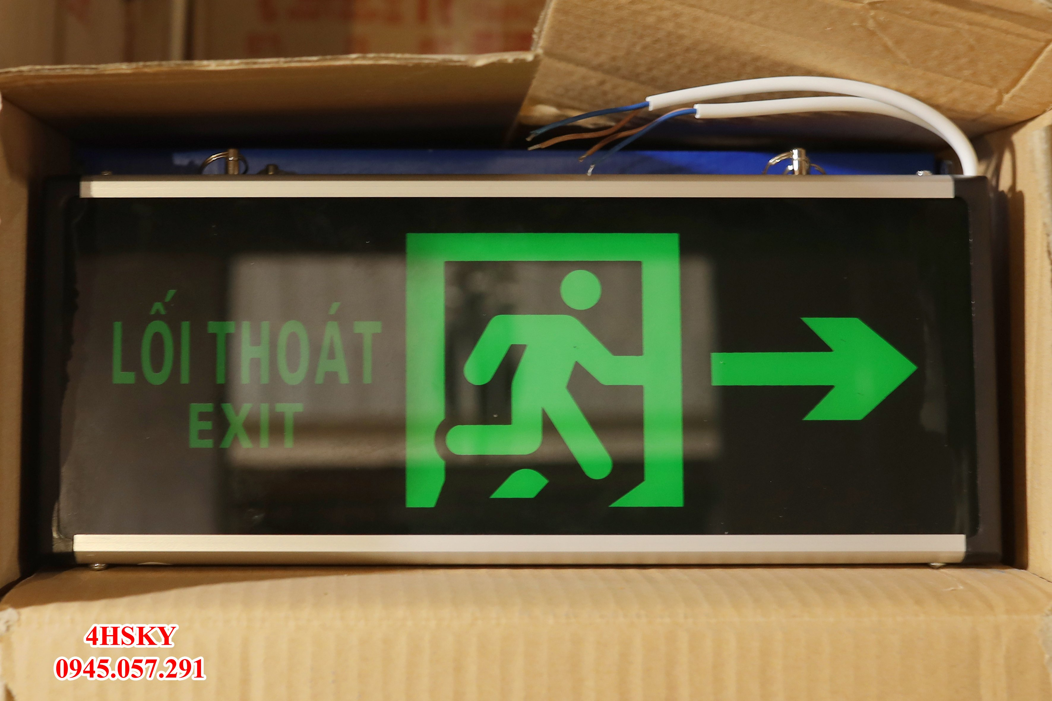 Biển Exit