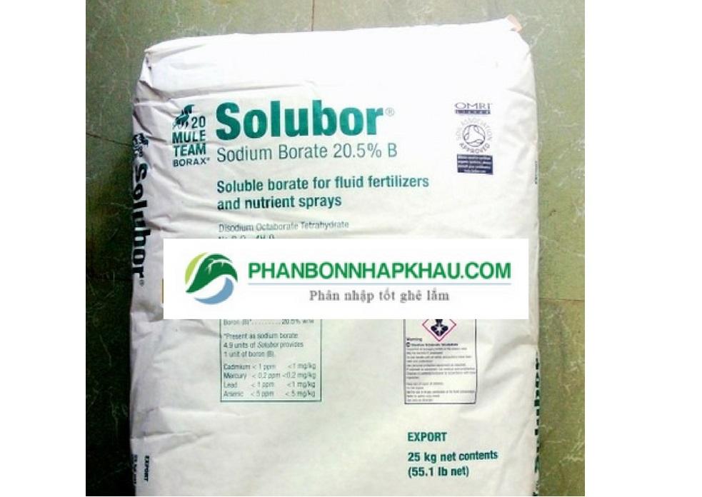 SoluBor Bo hữu cơ