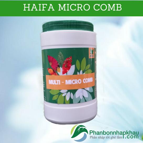 Haifa Micro Comb