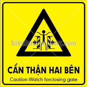 Bảng cảnh báo