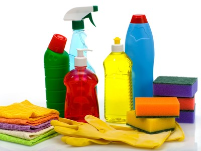 Hóa chất vệ sinh công nghiệp