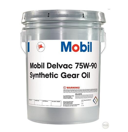 Mobil Delvac Synthetic Gear Oil