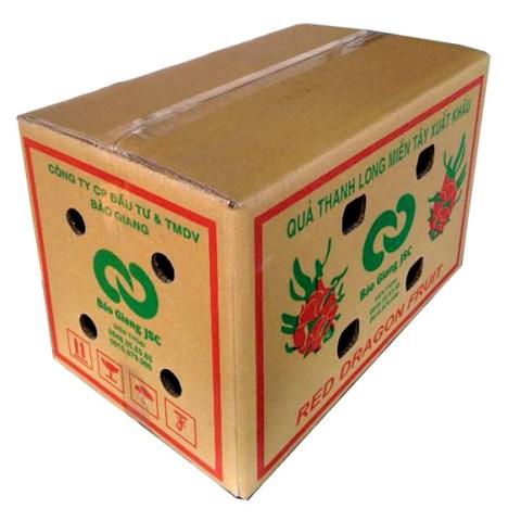 Bao Bì Trái Cây