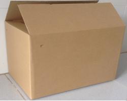 Thùng Carton 3 lớp kích thước lớn